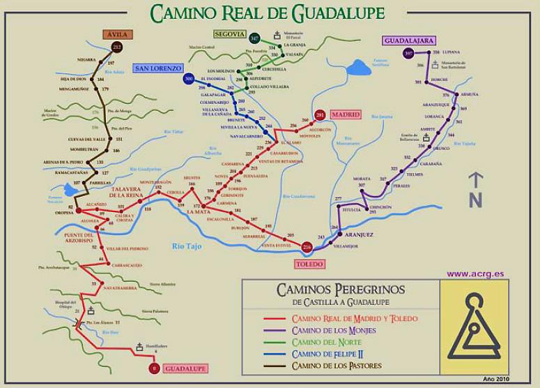 Figura 3. Camino Real de Guadalupe.