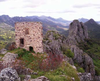 Figura 5. Cabañas del Castillo (Autor: Juan Gil).