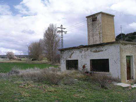 Figura 7.2. Pozo-fuente de Montalbo-Palomares del Campo (Martínez, 2006).