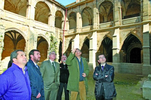 Figura 4. El jefe de la sección de patrimonio arquitectónico, ...