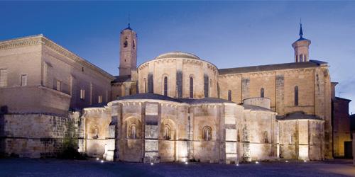 Figura 5- El monasterio de Fitero (Navarra)