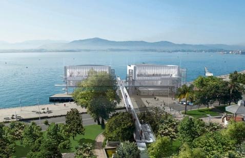 Figura 6. El centro Botín de Santander, proyecto polémico (Cesar Pelli)