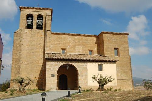 Figura 38. Iglesia de Tirapu (Navarra)
