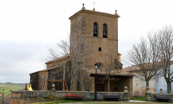 Figura 41. Iglesia de San Martín de Grócin.