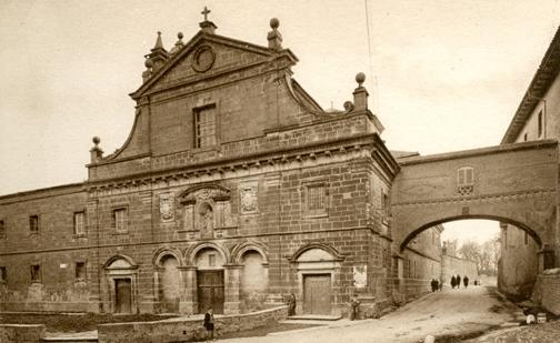 Figura 47. Convento de Recoletas de Tafalla (Navarra)