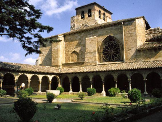 Figura 51. San Pedro de la Rúa, Estella.