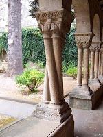 Figura 52. Columnas torsas.