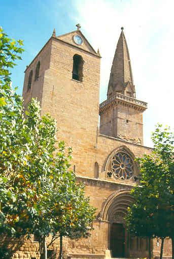 San Pedro de Olite (Navarra)