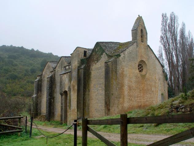 Figura 56. San Zoilo, en Cáseda, Navarra.