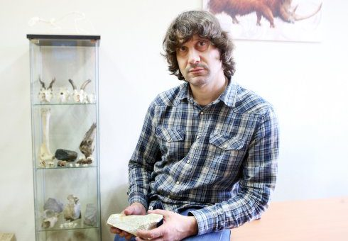 entrevista al geologo diego jaime alvarez lao  oviedo 19 10 16 foto alex piña
