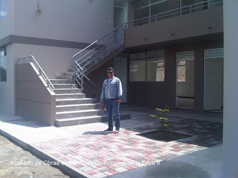 Proyecto Construcci N De La Escuela P Blica Cristobal