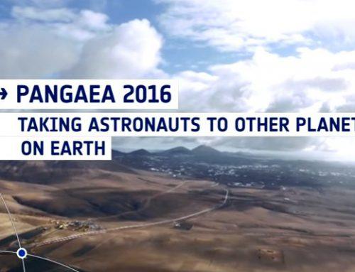 Video ESA – PANGAEA sobre instrucción de astronautas en Lanzarote