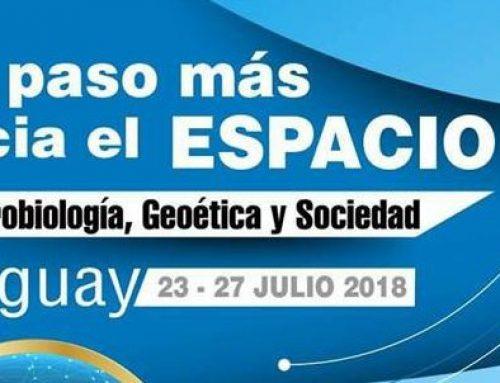Un paso más hacia el ESPACIO: Astrobiología, Geoética y Sociedad (Asunción, Paraguay)