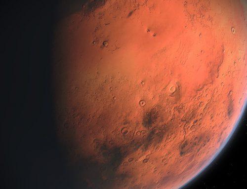 Sobre la evidencia de vida en Marte y la deontología